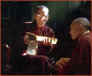 THE JEWEL LAMP - Khenpo Tashi Sangpo