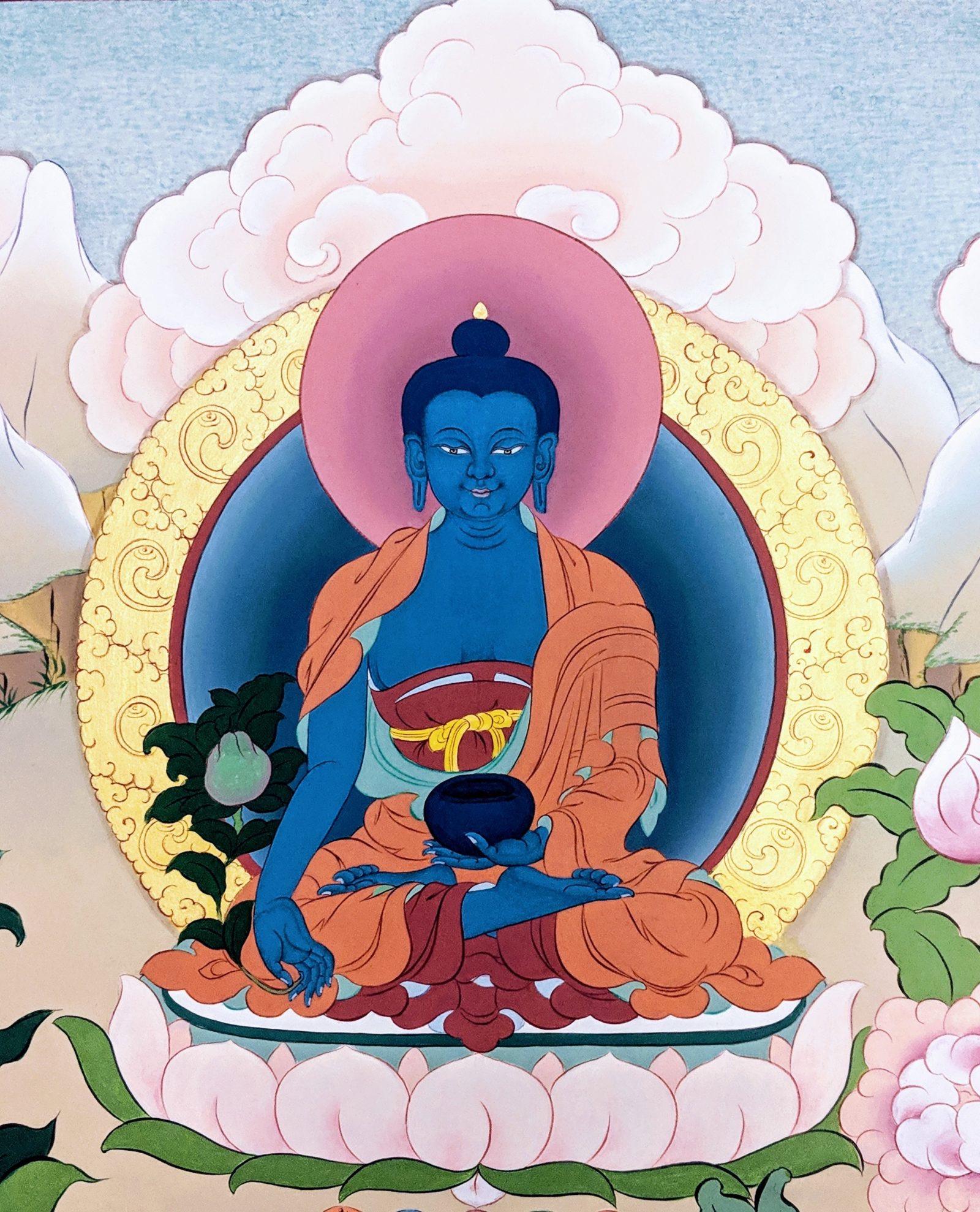 MEDICINE BUDDHA RITUAL - Khenpo Tashi Sangpo