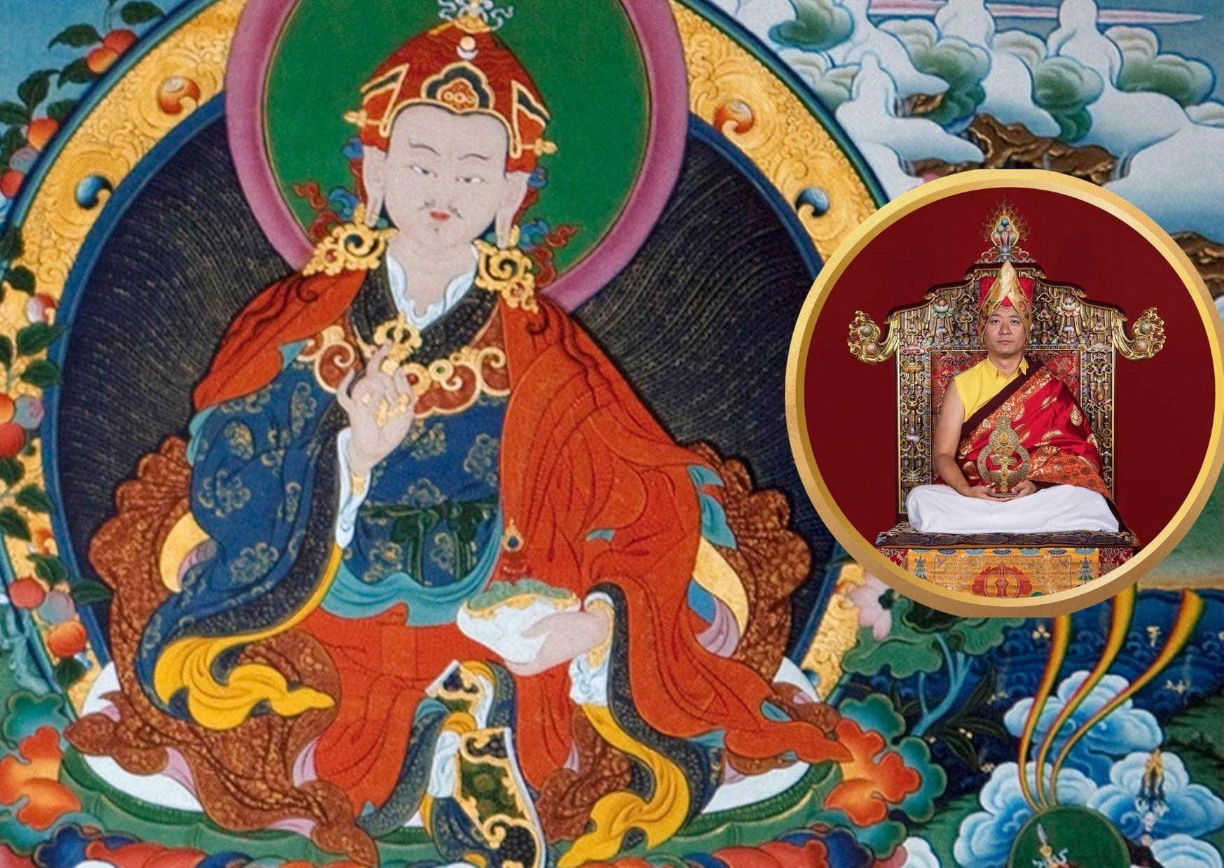 GURU RINPOCHE TEACHINGS AND INITIATION- H.E. Gyana Vajra Rinpoche