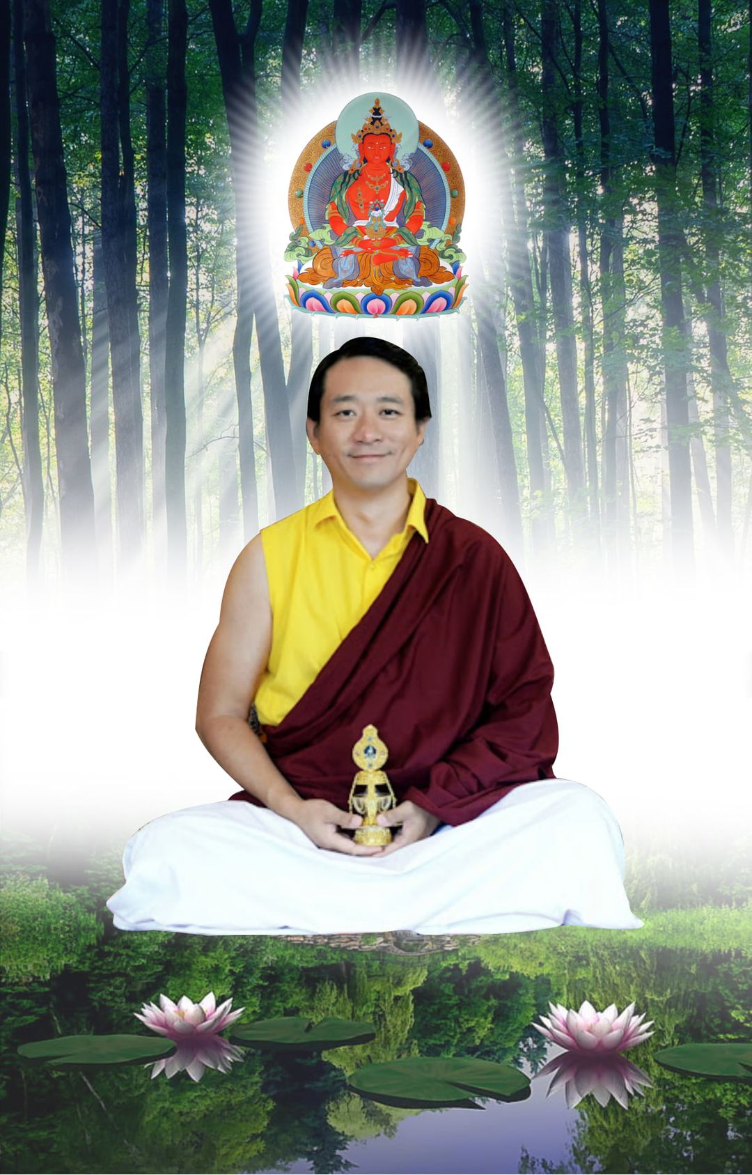 SPAIN - Teachings and transmissions with H. E. Gyana Vajra Rinpoche