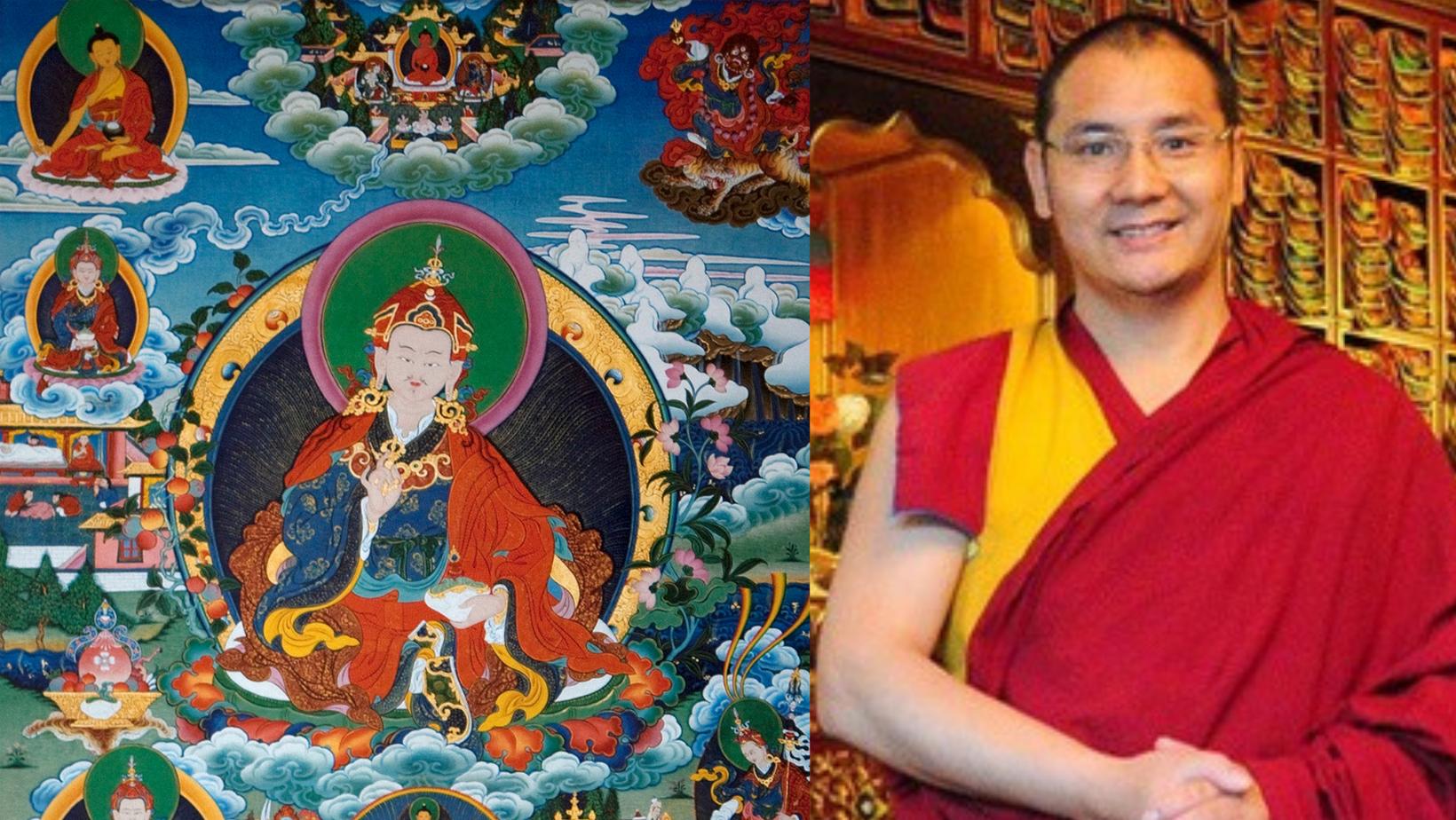 A PRAYER TO GURU RINPOCHE - Khenpo Tashi Sangpo