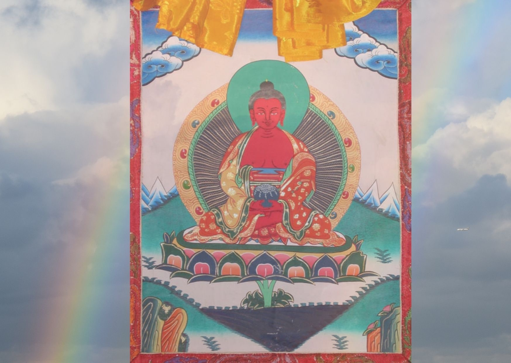 DECHEN MÖNLAM PRAYER, PART 1 - Khenpo Tashi Sangpo
